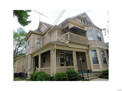Troy Multi Family Home For Sale: 121 Mulberry Street