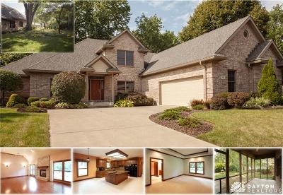 Yellow Springs Vlg OH Single Family Home For Sale: $454,900