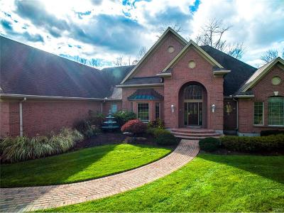 Dayton Single Family Home For Sale: 6965 Meeker Woods