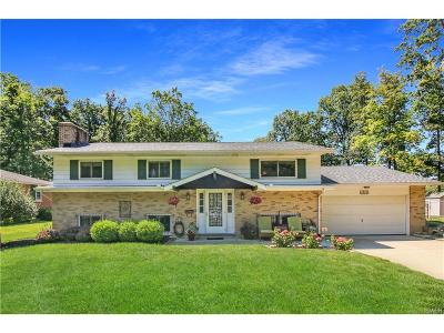 Beavercreek Single Family Home Active/Pending: 1859 Willowgreen Drive