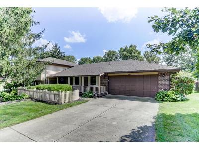 Beavercreek Single Family Home Active/Pending: 2845 Southfield Drive