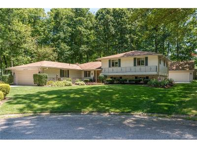 Kettering Single Family Home For Sale: 5824 Arlmont Circle