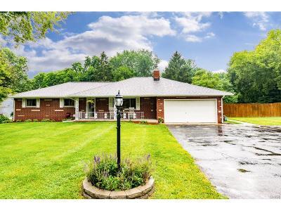 Enon Single Family Home Active/Pending: 217 Xenia Drive
