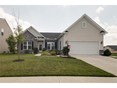 Tipp City Single Family Home For Sale: 5142 Dayflower Drive