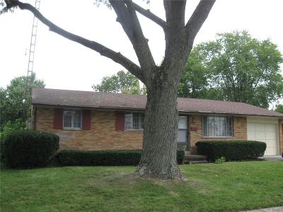 Vandalia Single Family Home For Sale: 1023 Bosco Avenue