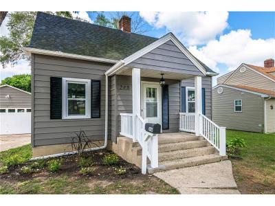 Xenia Single Family Home For Sale: 248 Monroe Drive