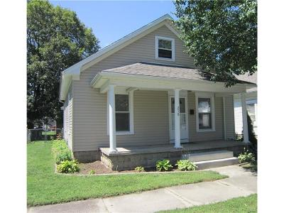 Xenia Single Family Home For Sale: 258 Center Street