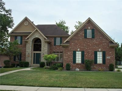 Vandalia Single Family Home For Sale: 758 Deer Creek Drive