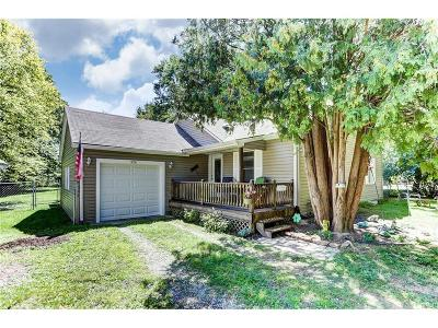 Yellow Springs Single Family Home Active/Pending: 326 Center College Street