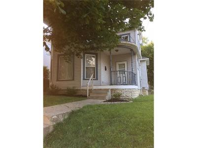 Xenia Single Family Home For Sale: 42 Maple Street