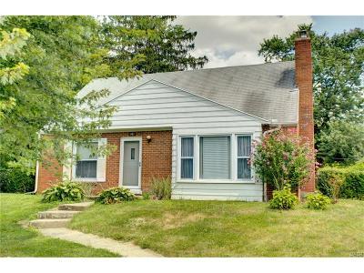Fairborn Single Family Home For Sale: 1982 Dorothy Avenue