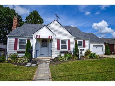 Brookville Single Family Home For Sale: 817 Salem Street