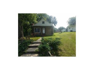 Fairborn Single Family Home For Sale: 1620 Miami Avenue