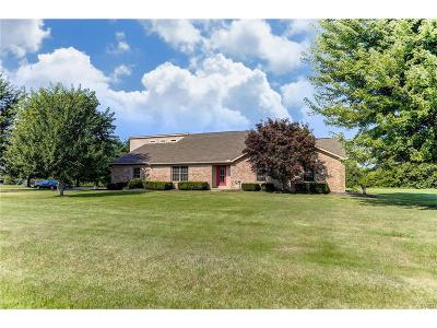 Waynesville OH Single Family Home For Sale: $289,900
