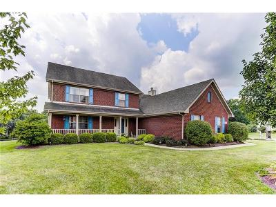 Beavercreek Single Family Home For Sale: 1196 Redcoat Drive
