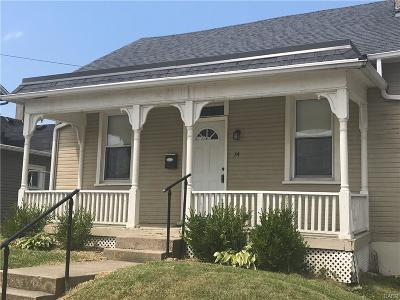 Troy Single Family Home For Sale: 34 Crawford Street