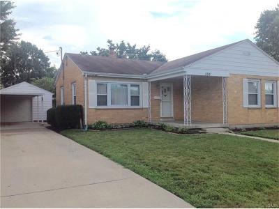 Fairborn Single Family Home For Sale: 524 Wayne Drive