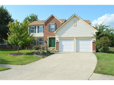 Miamisburg Single Family Home For Sale: 2185 Blanton Drive