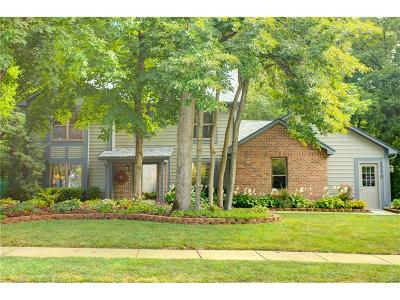 Bellbrook Single Family Home Active/Pending: 1770 Sugar Run Trail