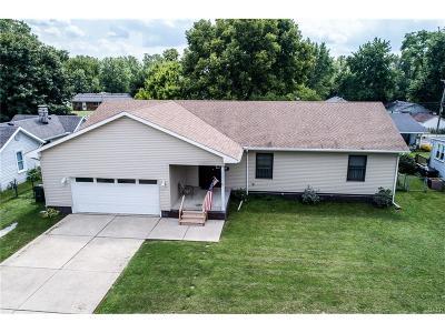 Xenia Single Family Home For Sale: 239 Lake Street