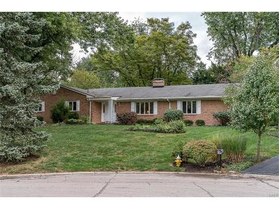 Kettering Single Family Home For Sale: 4716 Silverwood Drive
