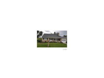 Tipp City Single Family Home For Sale: 155 Kiser Drive