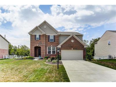 Miamisburg Single Family Home For Sale: 1294 Sierra Ridge Drive