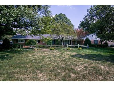 Centerville Single Family Home For Sale: 5514 Viewpoint Drive