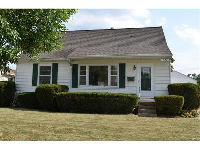 Troy Single Family Home For Sale: 574 Linwood Drive