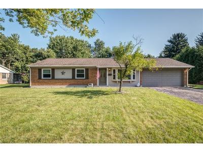 Beavercreek OH Single Family Home Active/Pending: $149,500