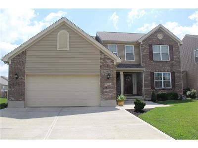 Tipp City Single Family Home For Sale: 6016 Blackford Way