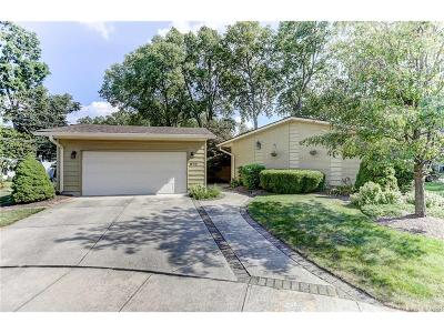 Tipp City Single Family Home For Sale: 610 Donview Circle