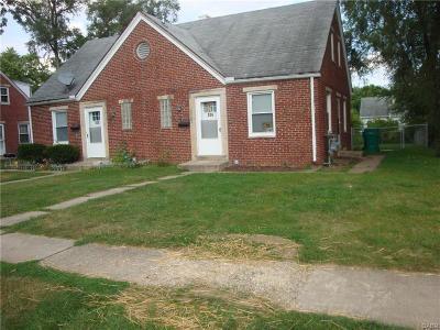 Fairborn Multi Family Home For Sale: 806 Winston Drive #808