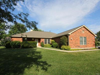 Clayton Single Family Home For Sale: 5068 National Road