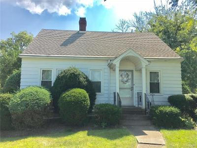 Tipp City Single Family Home For Sale: 8195 State Route 202