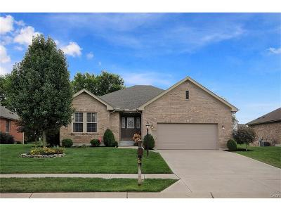 Miamisburg Single Family Home Active/Pending: 2420 Sydneys Bend Drive