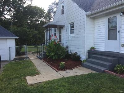 Xenia Single Family Home For Sale: 335 Valley Road