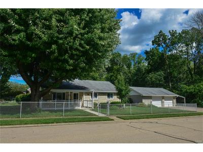 Xenia Single Family Home For Sale: 799 Murray Hill Drive
