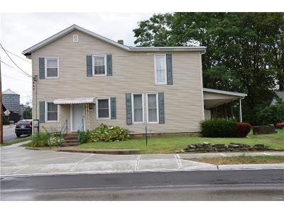 Single Family Home For Sale: 105 Main Street