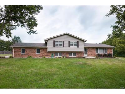Troy Single Family Home For Sale: 2455 Rosewood Drive