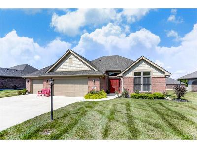 Centerville Single Family Home For Sale: 9511 Paragon Mills Lane