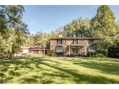 Beavercreek Single Family Home For Sale: 263 Alpha Bellbrook Road
