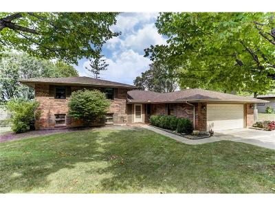 Dayton Single Family Home For Sale: 1413 Black Forest Drive