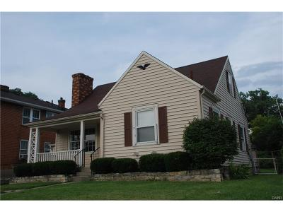 Dayton OH Single Family Home For Sale: $44,900