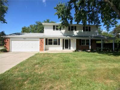 Englewood Single Family Home Active/Pending: 7001 Woodcroft Drive