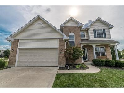 Miamisburg Single Family Home For Sale: 4399 Turtledove Way