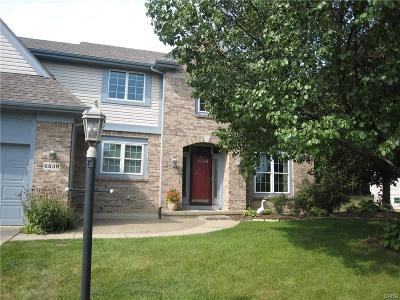 Centerville Single Family Home For Sale: 6839 Marwyck Drive