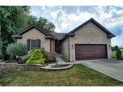 Bellbrook Single Family Home Active/Pending: 3865 Polo Trace Court