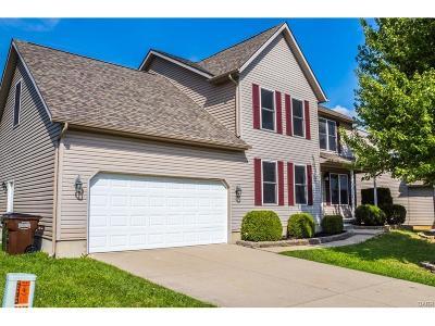 Xenia Single Family Home For Sale: 1189 Glen Kegley Drive