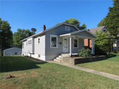 Kettering Single Family Home Active/Pending: 1356 Elmdale Drive